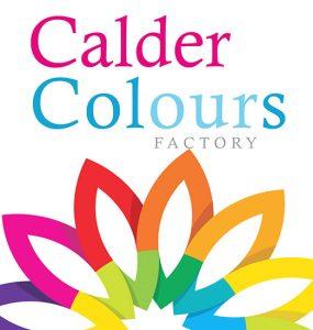 Calder colours logo